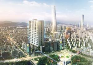 배후수요 탄탄한 역세권 오피스텔 '송파시그니처'에 투자자 눈독