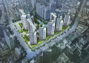 동대구 중심에 '신천센트럴자이' 선봬…'살고싶은집' 1위 브랜드 주목