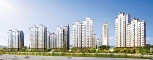 3.3㎡당 1500만원대 강남생활권 대단지, 토지매입·철거·이주 순조