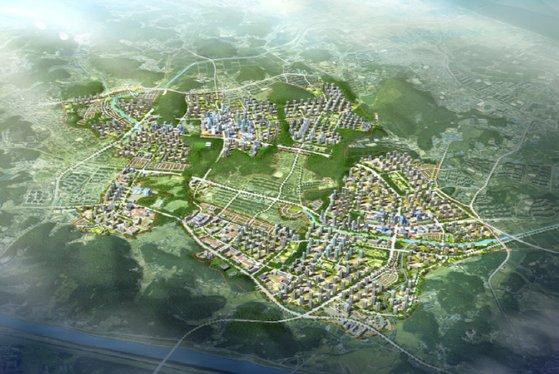 규제 풍선효과?…주택시장 누르니 땅으로 투자 몰린다