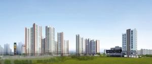 능곡지구 첫 분양 아파트+오피스텔…GTX-A노선 개통 땐 삼성역 15분대