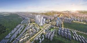 인천 루원시티 최중심, 49층 초고층 랜드마크 복합단지
