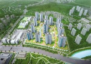 지하철 7호선 연장, GTX-C 최대 수혜지 … 견본주택 북새통