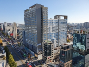 합정역 초역세권에서 청년주택 '서교동 효성 해링턴 타워' 공급