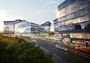 비즈니스·주거·상업시설 다 갖춘 신개념 지식산업센터 주목