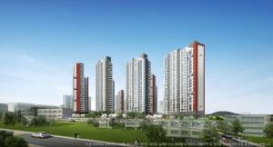두산건설, 천안 '성성 레이크시티 두산위브' 1468가구  3월 분양