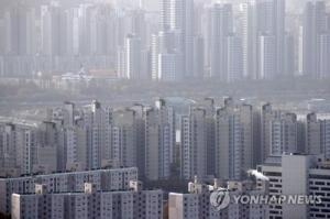 서울 아파트 매입 30대 1위…수원 등 조정지역은 40·50대 높아