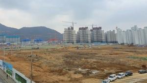 이름만 신도시 황무지에 '강남발 청약' 광풍