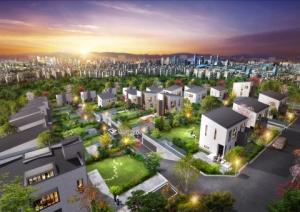 전원+도시  한꺼번에…'수도권 주거 1번지' 동탄 8억대 타운하우스