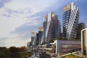 면적 한뼘 달라 못 짓는다?!…한남3구역 '트위스트 아파트' 논란