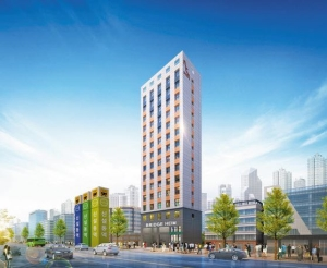 신설동역 트리플 역세권 복층형