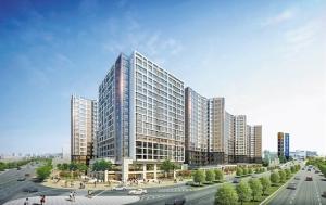 초역세권 아파트+오피스텔 대단지…견본주택 8월 7일 개관, 예약 방문