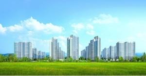 비규제지역에 개발호재 풍년, 희소성 큰 중소형…투자자 '눈독'