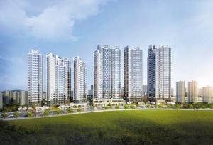 서울 서남권 평당 1600만원대