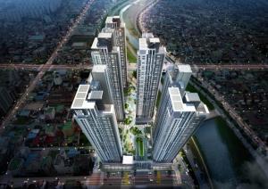 코오롱글로벌 '대전 하늘채 스카이앤' 20일 견본주택 오픈