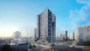 안전하고 쾌적한 초역세권 오피스텔…아파트 못지않은 복층형 1.5룸·2룸