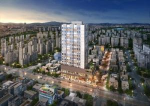 '한강신도시 구래역 중일라크리움' 오피스텔 분양