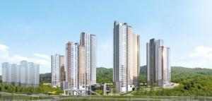 희소가치 큰 36층 최고층 랜드마크…오션뷰도 누려 완판, 시세차익 기대