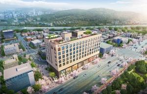 성남 고등지구 첫 주거형 오피스텔 '골든게이트 판교' 분양