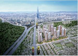 서울 강남 생활권 중소형 아파트
