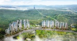 집값 17개월째 상승 '봉담' … 4034가구 빅브랜드 5월 분양