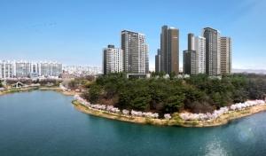HDC현대산업개발, '군산 호수공원 아이파크' 4월 분양
