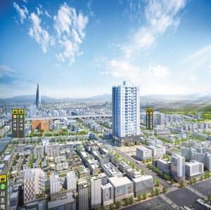 강남권 4억원대  소형  아파트