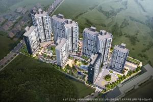 경남 거창군 6년여 만의 새 아파트...&#39&#59;더샵 거창포르시엘&#39&#59;  11일 1순위 청약