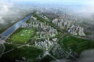 """""""도시 안에서 쾌적한 자연환경 만끽""""...'시티오씨엘 1단지' 눈길"""