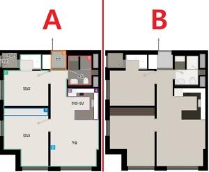 같은 아파트인데···방 문 1개에 1억 갈린 '웃긴 상한제'
