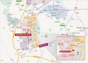 대전 도안신도시  최중심 입지, &#39&#59;힐스테이트 도안 퍼스트&#39&#59; 분양