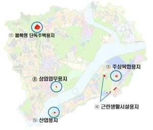 LH, 세종시 단독주택·근생 용지 등 50필지 공급