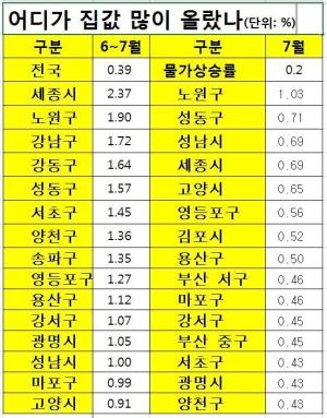 투기과열지구, 강남 넘어 강북·수도권·부산까지 대상?