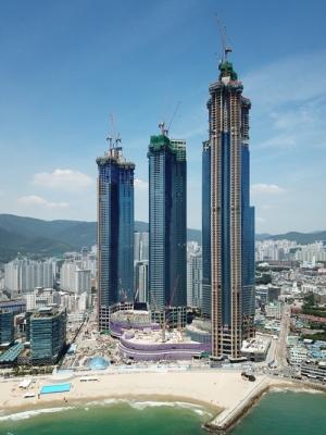 101층 엘시티, 세계적 관광특구 해운대 랜드마크 꿈꾸다