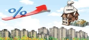코픽스 34개월 만에 최고…주택대출 금리 또 오른다