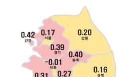 '매물감소·대출 중단 영향'…서울 아파트값 상승폭 둔화
