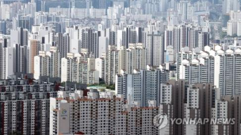 '돈줄 죄기'에 서울 아파트 매수심리 5주 연속 꺾여